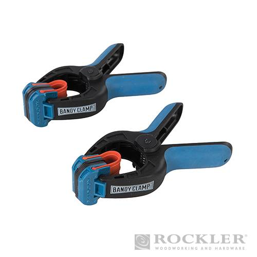 Universal Fence Clamps 2Pk Aluminium Body With Steel Threaded Components