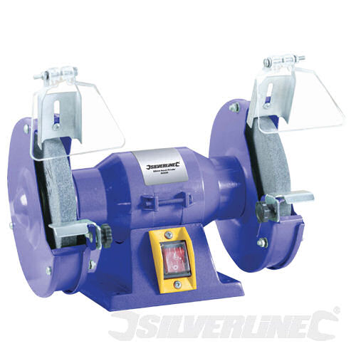 Bench Grinder 150w Workshop Power Tools